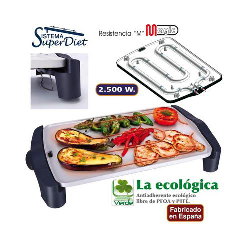 PLANCHA DE ASAR ECOLOGICA MAGIC JATA GR557A